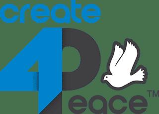 CREATE 4 PEACE Logo